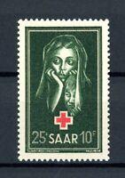 Saarland MiNr. 304 postfrisch MNH (F129