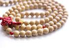 Lotus Seeds 108 Beads Prayer Mala with Carnelian Spacer