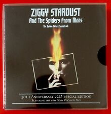 DAVID BOWIE ZIGGY STARDUST SPIDERS FROM MARS 30TH ANN 2CD BOX SET