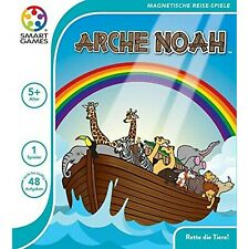 SMART GAMES 240 - Magnetische Reisespiele - Arche Noah