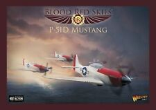 P-51D Mustang - Blood Red Skies *Andy Chambers* Warlord Games