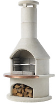 Buschbeck Rondo Masonry BBQ / Outdoor Fire / Pizza Oven