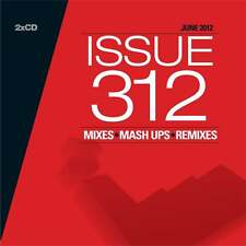 Mastermix Issue 312 Twin DJ CD Set Mixes ft Beyoncé vs. Destiny's Child Megamix