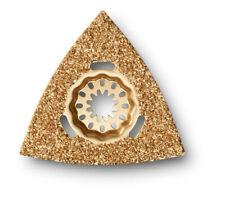 Fein Fmm Carbide Hm Rasp Sl 80 Triangular Shape 63731001210 Replaces 63731001014
