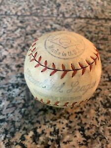 Vintage Standard League Baseball