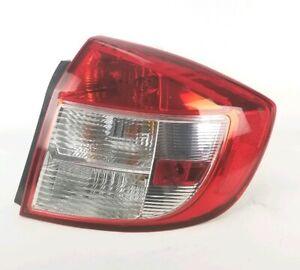 2008-13 Suzuki SX4 Passenger Side Tail Light Rear Right OEM 09 10 11 12 RH