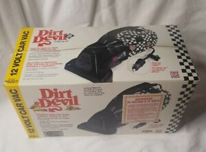 Dirt Devil By Royal Car Vac Model #08207 NEW IN PACKAGE