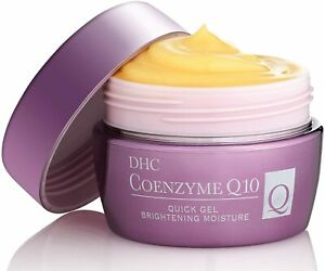 ☀ DHC Medicinal Q Quick Gel Moist & Whitening 100g Face Cream From Japan