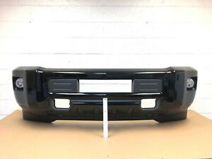 2015-2019 chevy silverado 2500-3500 front bumper with sensors (black color) #20