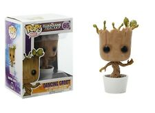 Funko Pop Marvel: Guardians of the Galaxy - Dancing Groot Bobble-Head #5104