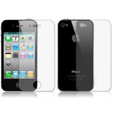 Pellicola per iPhone 4 & 4S, Fronte-Retro, proteggischermo e antigraffio