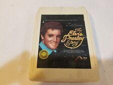 Elvis Presley: The Elvis Presley Story  - 8 Track Tape