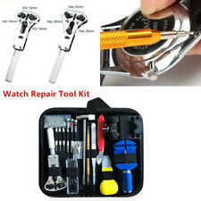 147 Pieces Watch Repair Tool Kit Case Opener Link Spring Bar Remover Watchmaker