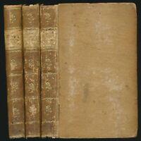 Jacobi: Saemtliche Werke (1770-74). 3 Bände (komplett). Erstausgabe.