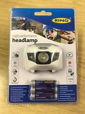 RING RT5191 WHITE High Performance LED Head Torch - 87 Lumens Hashing?