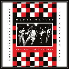 MUDDY WATERS/THE ROLLING STONES - CHECKERBOARD LOUNGE: LIVE CHICAGO 1981 [AUDIO]