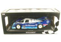 Porsche 956K No.19 Schiesser 1000km Hockenheim 1985 (S.Bellof - T.Boutsen)
