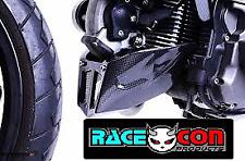 Ducati monster 659 696 796 1100 carbon fibre fiber bellypan