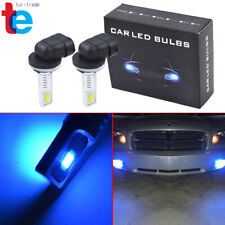 New 881 886 889 894 896 898 Led Fog Light Bulb Kit 35W 4000Lm 8000K Ice Blue Us