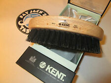 Kent MG2 OVALE MILITARE GROOMING BRUSH A PENNELLO da barba puro faggio legno per Capelli & barba