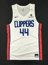 Los Angeles Clippers Nike Jersey Men's White/Red New Multiple Sizes