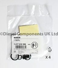 4 x Genuine Bosch PD Injector Seal Repair Kits 1417010996 Mitsubishi Grandis 2.0