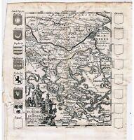 1730 - ACQUAFORTE - LA TURCHIA IN EUROPA