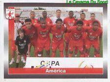 001 TEAM SQUADRA AMERICA CALI STICKER PANINI COLOMBIA PRIMERA A 2008