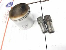 1983 YAMAHA 540 l/c V-MAX parts: ONE GOOD stock bore PISTON and both pins and be