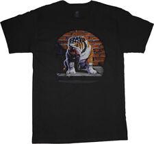 Sale: 4XLT - Big and Tall Biker Bulldog Tee Shirt Men's Bigmen Clothes Gifts