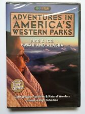 Adventures in America's Western Parks - Fire and Ice: Denali and Hawaii DVD NEW