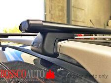 Black Roof Racks suitable for BMW Wagon (218d 320d 323i 530i) / X5 / X3