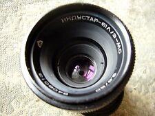 Lens MC Industar-61L/Z 2.8/50 ( macro ) for Zenit M42. USSR. Litkarino. 1984.