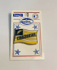 Vtg San Diego Chargers NFL  Hat Pin 1994 Raintree