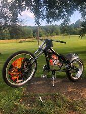 "Schwinn Chopper Black Bike Bicycle Occ Orange County TV Show 20"" Stingray Bike"