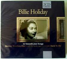 COFFRET COLLECTION - BILLIE HOLIDAY - 2CD NEUF