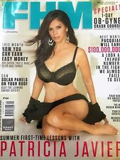 FHM Philippine Magazine Back issue April 2015 Patricia Javier