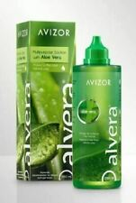 Avizor Alvera Multi Purpose Contact Lens Solution with Aloe Vera - 350 ml