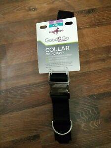 Good2Go  Handle Collar for XXL XXXL Dogs, XXL  Black NWT