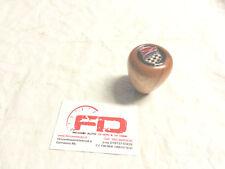 Bccorona POM30151 Pomello in Legno con Griletto 5 Velocit/à 31 mm
