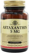 Astaxanthin, Solgar, 60 gelcap 5 mg