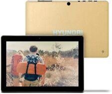 "Hyundai Korak 10x3 10"" Tablet, 32GB, Android 9, 2GB RAM, Dual Cameras, GOLD"