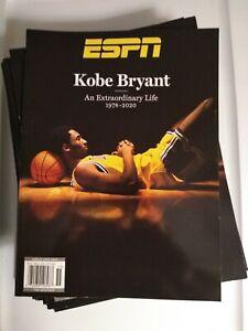 ESPN Kobe Bryant An Extraordinary Life 1978-2020 Magazine