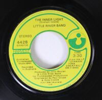 Rock 45 Little River Band - The Inner Light / Help Is On Its Way On Harvest