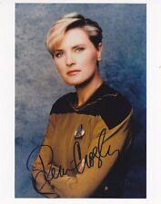 Star Trek Denise Crosby Tasha Yar # 2 hand signed