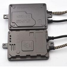 Safego 2x AC 12V 55W Xenon HID Ballast Slim Canbus Strong Decoder Error Free