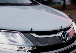Genuine Honda Odyssey Bonnet Protector Clear Stone Guard 2014-Current