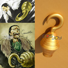 "Cosjoy 17"" One Piece Sir Crocodile Replica Cosplay Prop -0683"
