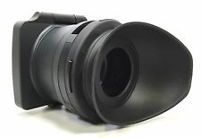Sony PXW-X320 PXWX320 PMW-300 PMW300 Viewfinder Loupe Part With Rubber Eye Cup