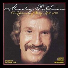 Marty Robbins: A Lifetime of Song (1951-1982) (CD Columbia) El Paso, Devil Woman